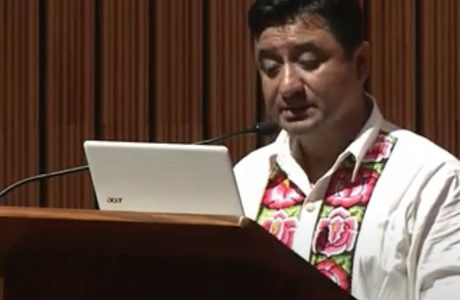 Discurso de José Alfredo Cruz Co-coordinador de la Red Regional MenEngage para Latinoamérica, durante el acto de apertura del VII Coloquio de Masculinidades 2019